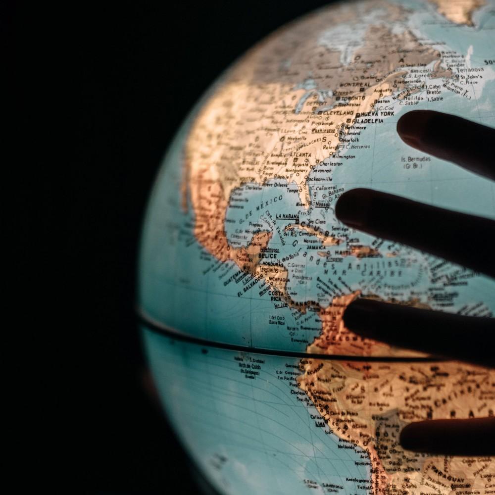 Draußen die Welt